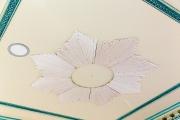 Fibrous Plaster Star Prior to Decoration